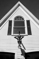 House in B&W, Cape Cod, USA