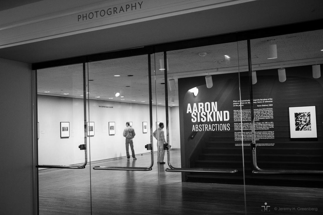 Exhibit at Art Institute of Chicago